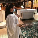 Deacon David Gillis First Mass Assisting as Deacon. photo album thumbnail 8